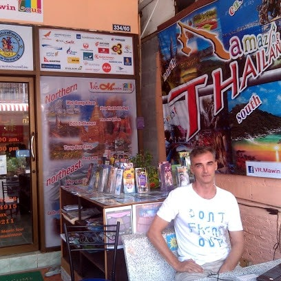 company in Thailand