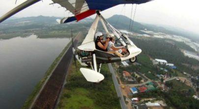 Paragliding in Pattaya