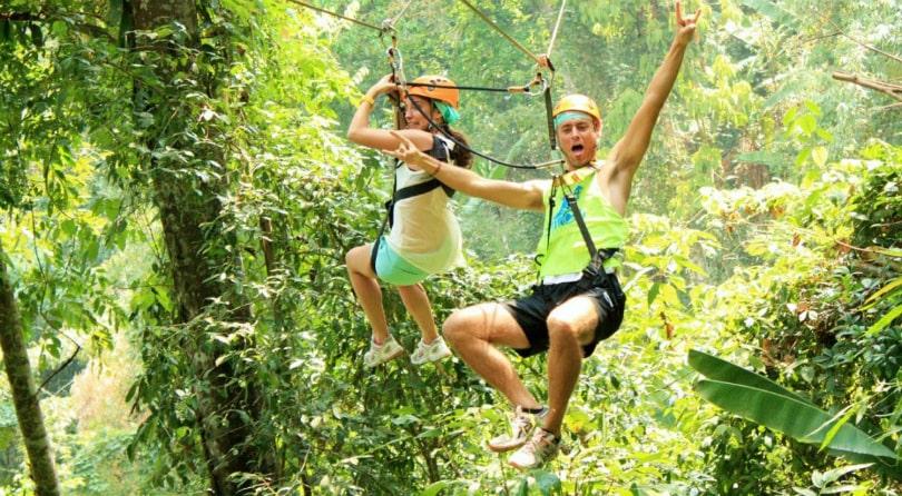 Flight Tarzan