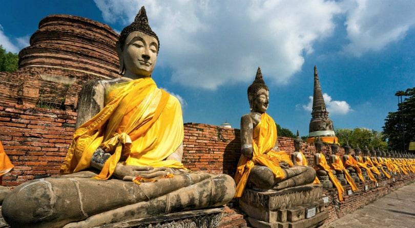 River Kwai Ayutthaya