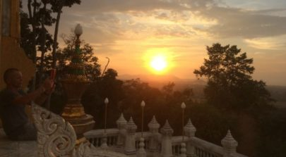 Evening Wat Yan