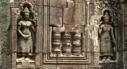 Big and Small Circle Angkor Wat