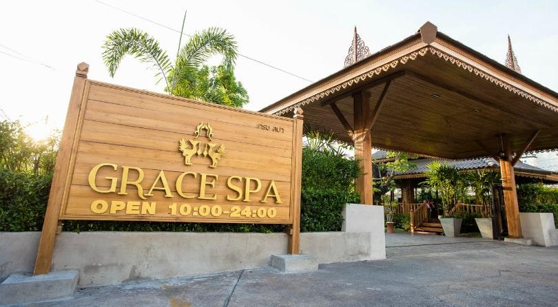 Spa salons Pattaya
