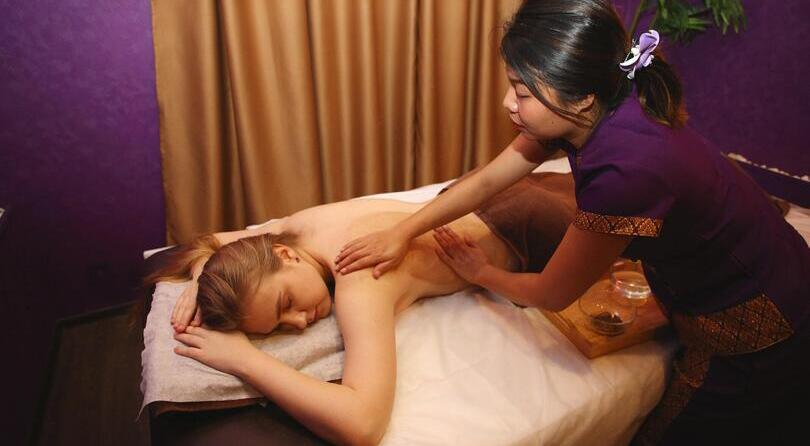 Massage in Pattaya