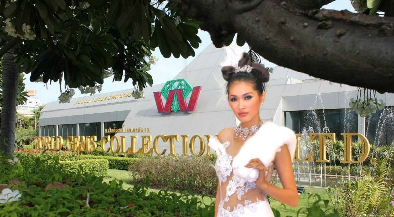 Jewelry stores Pattaya