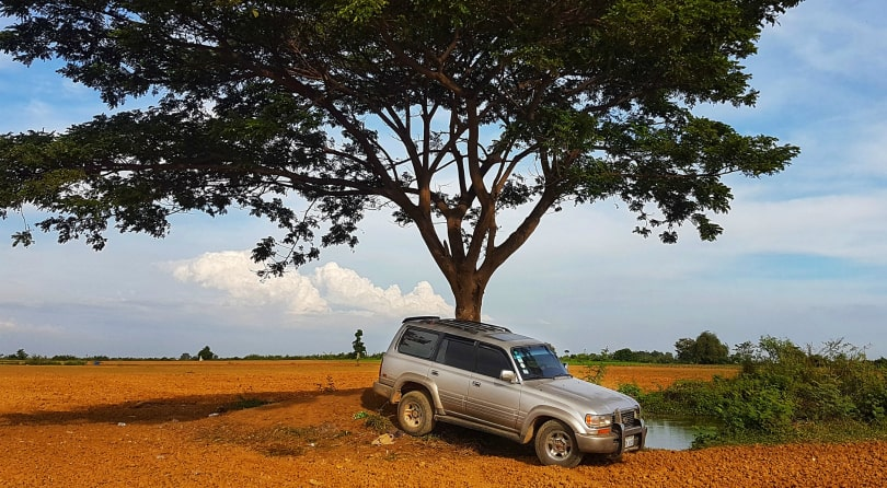 Jeep tours to Cambodia