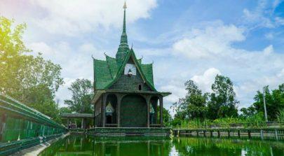 Temple of a Million Bottles