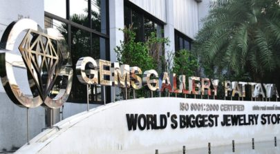 Gems Gallery Pattaya