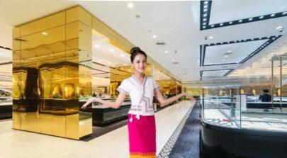 Jewelry Store in Pattaya