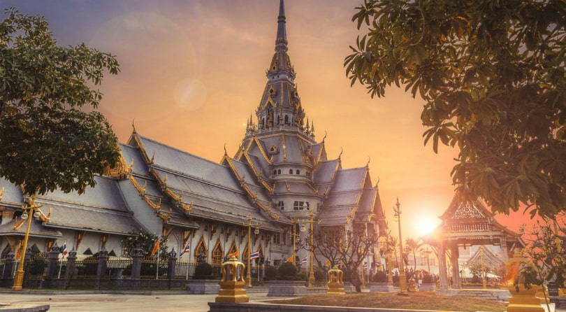Mystical places in Thailand