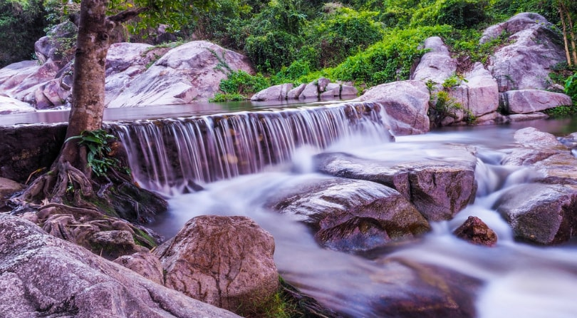 10 best waterfalls in Thailand