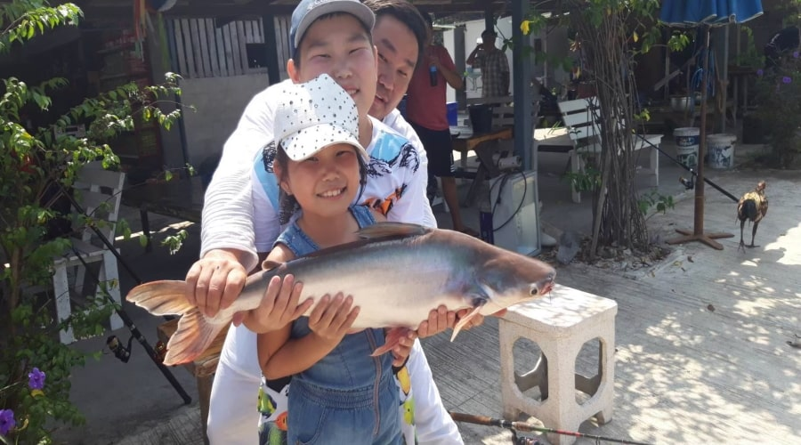 Fishing in Pattaya